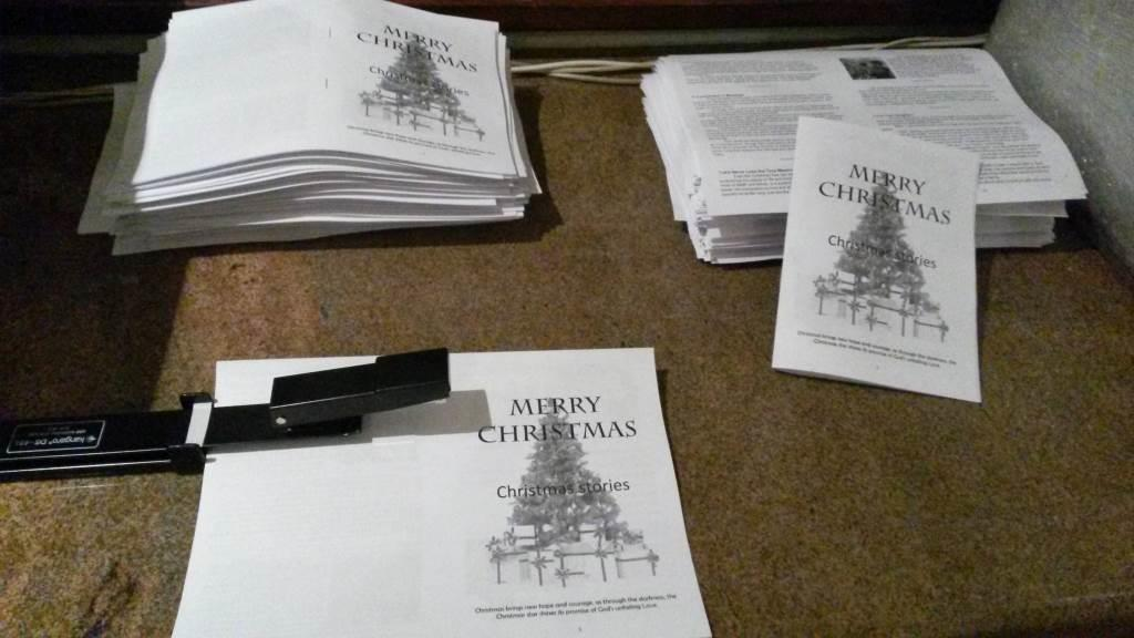 Christmas booklets web